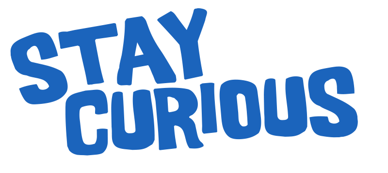 Stay Curious Logo